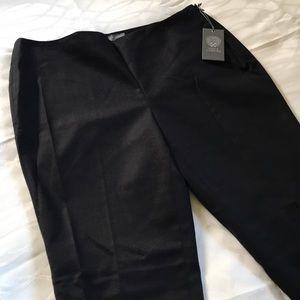 NWT Black Vince Camuto Pants Size 10